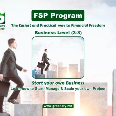 FSP Program- Business level